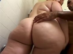 Sensual busty plump babe going wild in fat xxx movies