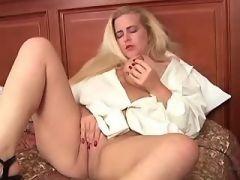 Horny plump sweetie gets screwed in bbw porn videos