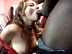 Two Horny Sluts Getting GangBanged &By Brown Dude At The End