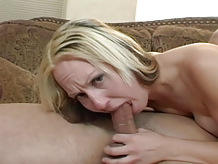 Nasty Blond Zoe Matthews Enjoys Giving Fabulous Deepthroat