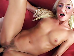 Fairy college pretty gets large advisor to cum on her hairy pussy