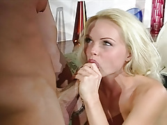 Gorgeous Silvia Sainth Enjoys Getting Penetrated By Evan Stone