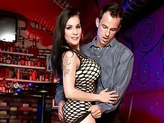Hirsute Pussy, Big Tits & Hot Sex