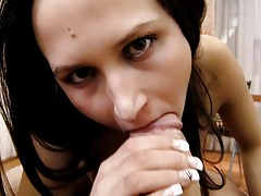 Sexy a-hole youthful sucks Rocco off then gets bonked hardcore POV!