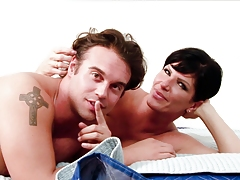 BTS! Rocco Tells How That guy Fucked, Shay Fox, The Step Mother