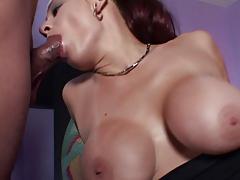 Breasted Cute Hoe Sucks A Jock Incredibly Nice & Receives Facial