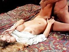 Young gal caught masturbating by Rocco just wanna fuck him!