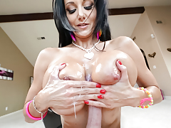 Ava Addams gets her monumental bumpers fucked in POV movie