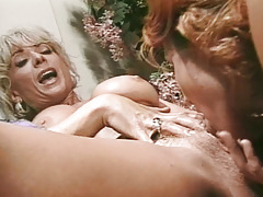 Passionate Nina Gets Her Sweet Pussy Licked By One more Whore