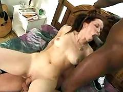 Lovely student in IR orgy
