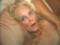 Horny men share depraved grandma