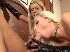 Little mommy fucks without a break