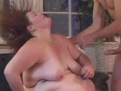 Megafat lady tempts man