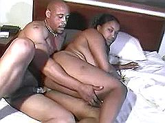 Sex adventure w fat ebony