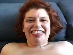 Honey fatty fucks w black