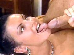 Sexy wife blows stranger