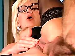 Adventure with hot mature