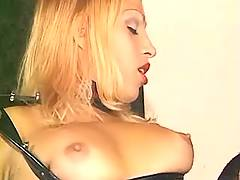 Hot transsexual ass lover