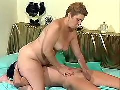 Mature likes hard cocks